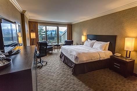 リムロックリゾート客室一例