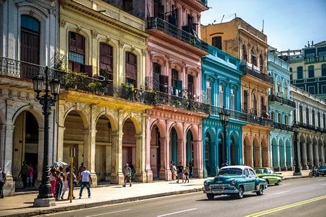 世界遺産ハバナ旧市街/イメージ