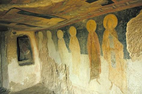 イワノヴォ岩窟教会