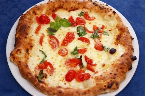 現地で選べるピザ