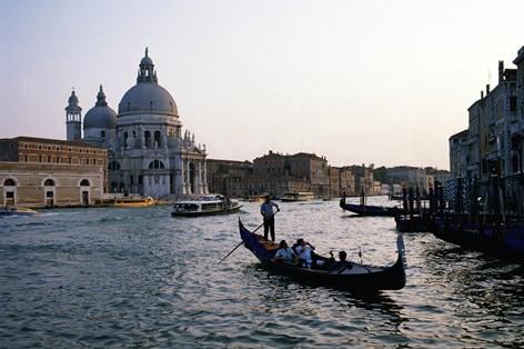 ベネチア ゴンドラ遊覧