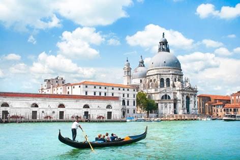 ベネチア 運河