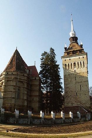 サスキズ要塞教会