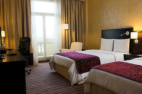サンクト・ペテルブルク宿泊ホテル客室一例
