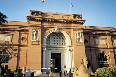 考古学博物館(イメージ)