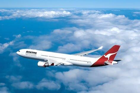 カンタスオーストラリア航空