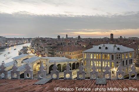 ベネチア・秘密の絶景ポイント