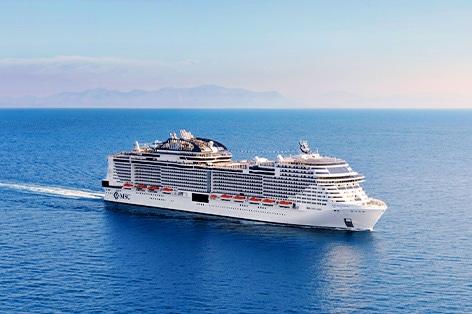 MSCベリッシマで航く 南国土佐と石垣島・宮古島・台湾 美ら海クルーズ9日間