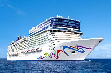 ノルウェージャンエピックで航く 3ヶ国周遊 地中海クルーズ 10日間