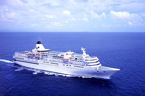 ぱしふぃっくびいなすで航く!世界自然遺産小笠原諸島と熱海海上花火クルーズ 6日間
