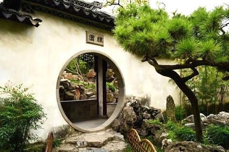 世界遺産の藕園