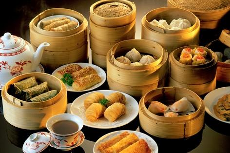 香港の定番料理 飲茶