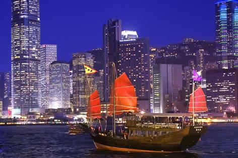 香港 アクアルナ