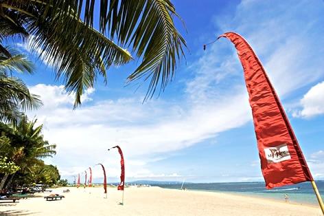 いろいろな顔を魅せるビーチ