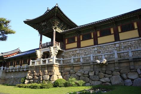 世界遺産 仏国寺