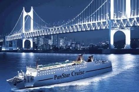 瀬戸内海クルーズで行くプサンへの旅