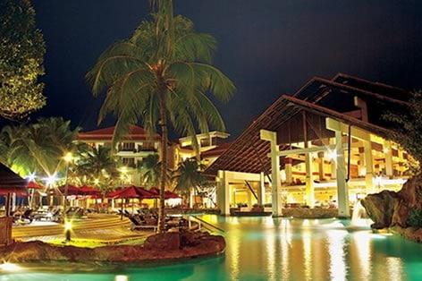 外旅行 ボルネオ島 ステラハーバー・リゾート&スパ ホテルプール(イメージ)