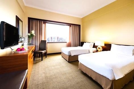 ホテル客室一例