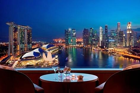 シンガポール4日間