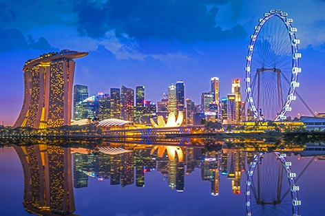学生旅行・シンガポール