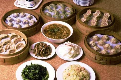 鼎泰豊のコースディナー