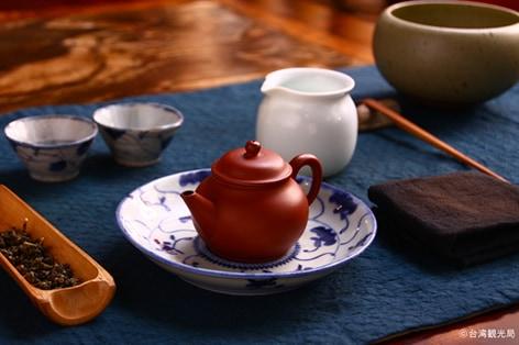 台湾のお土産で最も人気の1つ「お茶」
