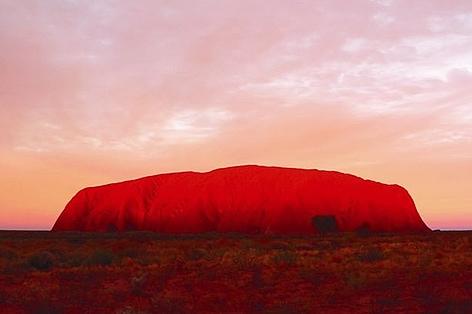 ウルルーカタジュタ国立公園