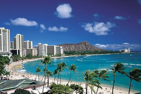 価格に自信!ハワイ5日間