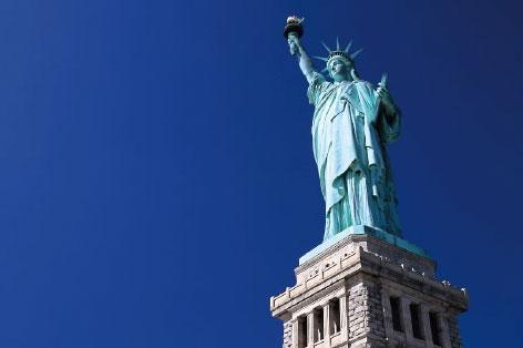 世界遺産 自由の女神
