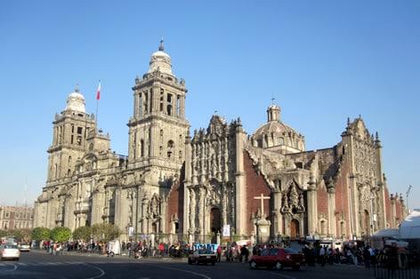 世界遺産メキシコシティ歴史地区
