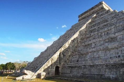 ククルカンのピラミッド