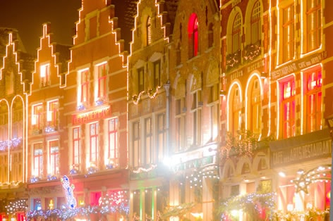 オランダ・ベルギードイツ クリスマス紀行6日間