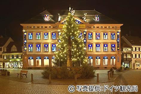 ゲンゲンバッハ 市庁舎