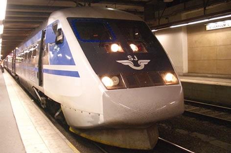国際列車SJ2000
