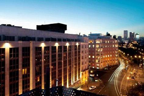 マドリード宿泊ホテル一例