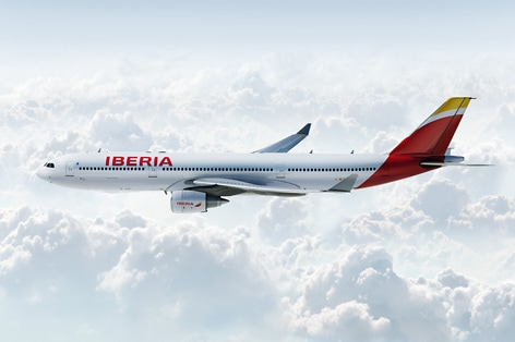 イベリア航空 機体一例