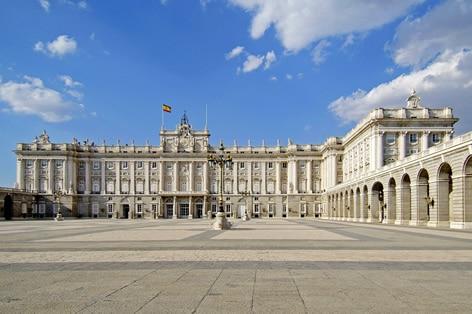 マドリード 王宮