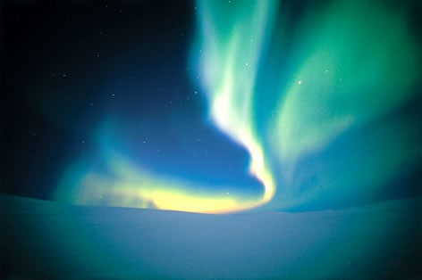 宇宙の神秘オーロラ/イメージ