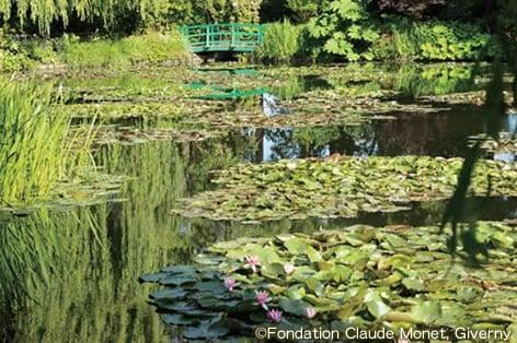 ジベルニー 庭園