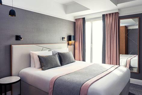 パリ宿泊ホテル一例 メルキュールオペラガルニエ