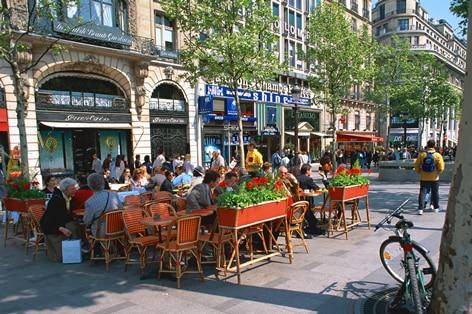 パリ 街並み/イメージ