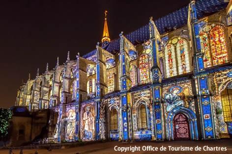 シャルトル大聖堂/イメージ