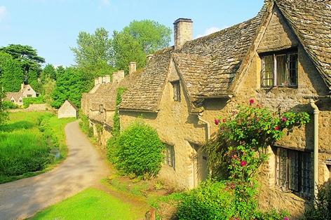 英国一美しい村バイブリー