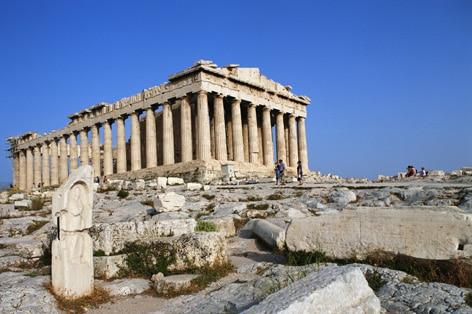 パルテノン神殿/イメージ