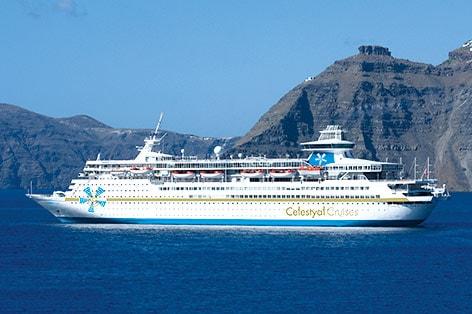 島々を巡る「クルーズ船」/イメージ