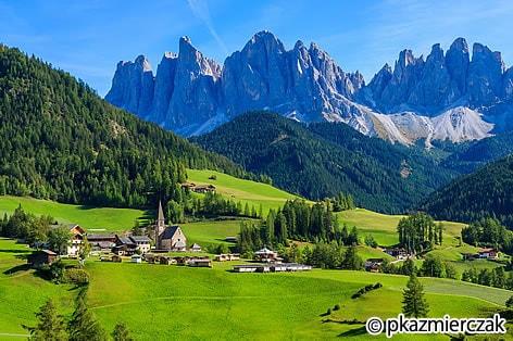 イタリア サンダ・マッダレーナ村