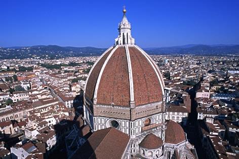 添乗員同行の旅 イタリア 世界遺産フィレンツェ