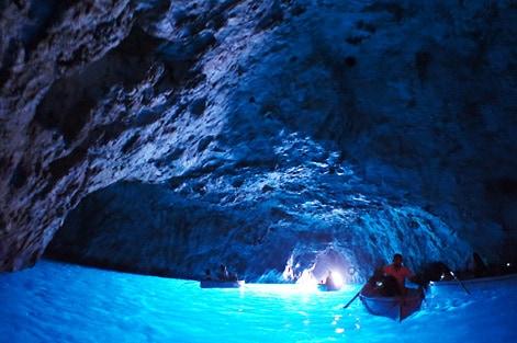 青の洞窟/イメージ
