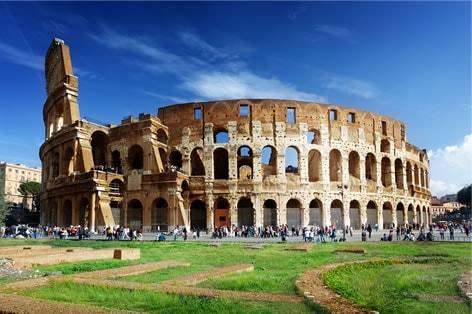 学生旅行・イタリア