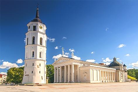 リトアニア 大聖堂